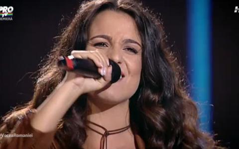 Alexandra Mitroi de la Vocea Romaniei a lansat o noua melodie, Kiss Me