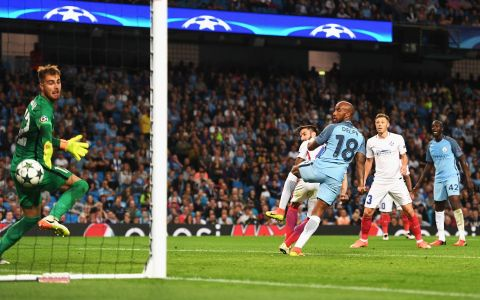 Manchester City - Steaua 1 - 0. Steaua va juca in grupele Europa League. Vezi cele mai importante faze VIDEO