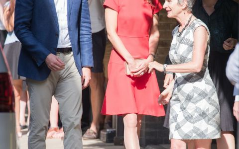 Aparitie demna de o ducesa pentru Kate Middleton. Detaliul cu care a atras atentia