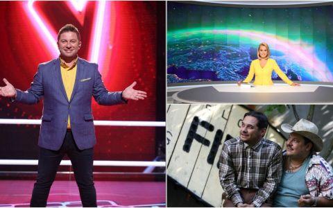 Toamna asta, ai ce trebuie, ai ProTV! Grila de toamna aduce spectacolul de televiziune la superlativ!