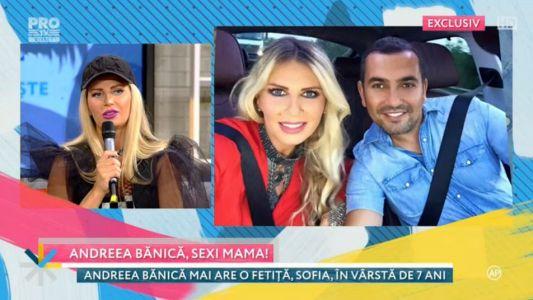 Andreea Banica, sexi mama!