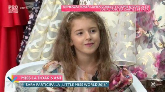 Miss la doar 6 ani