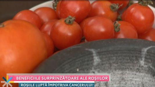 Beneficiile surprinzatoare ale rosiilor