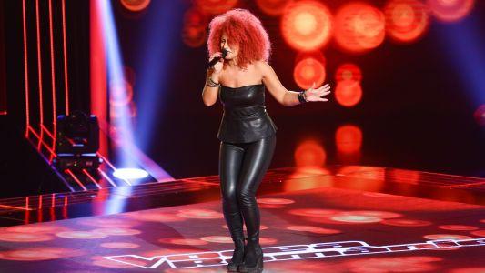 Vocea Romaniei - sezonul 6: Adelina Borsan - That Man