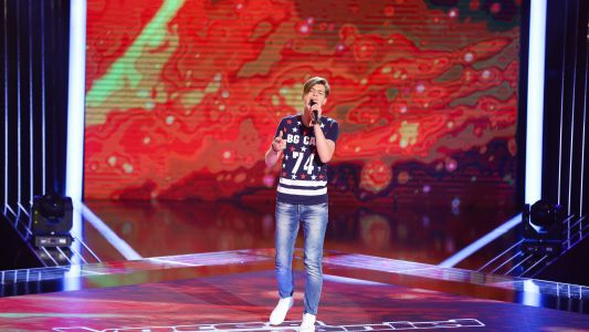 Vocea Romaniei - sezonul 6: Stefan Roscovan - Hold On, We're Going Home