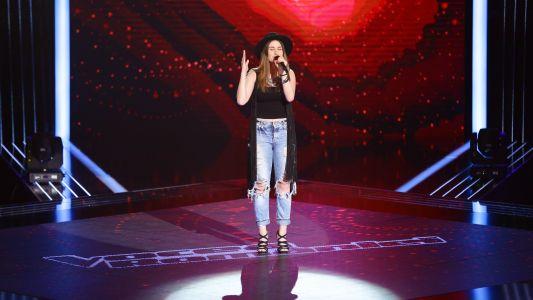 Vocea Romaniei - sezonul 6: Catalina Godica - Lay Me Down