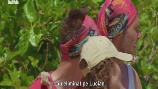 Eliminare lui Lucian a starnit reactii neasteptate