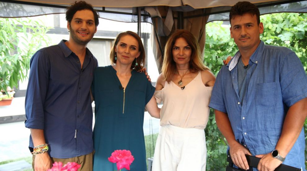 EXCLUSIV! Echipa Visuri la Cheie a schimbat destinul familiei Stanciu. Adela, Dragos, Alina si Omid au dezvaluit cum au facut totul posibil