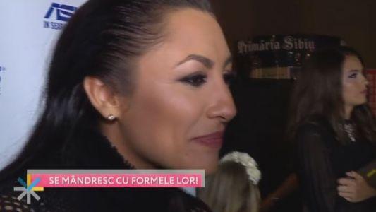 Vedetele din Romania se mandresc cu formele lor