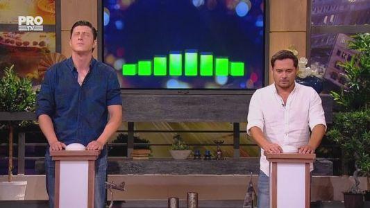 "Proba MonoTON: Reactia actorilor din Las Fierbinti cand au auzit versurile: ""N-am picat pe subiect"""