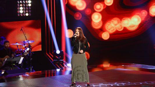 Vocea Romaniei - sezonul 6: Monica Andrei - Heartbeat Song