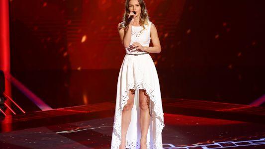 Vocea Romaniei - sezonul 6: Evelina Virlan - Stay