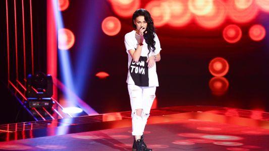 Vocea Romaniei - sezonul 6: Andreea Olaru - You Know I'm No Good