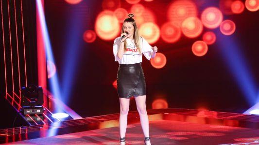Vocea Romaniei - sezonul 6: Maria Avramescu - Afterglow
