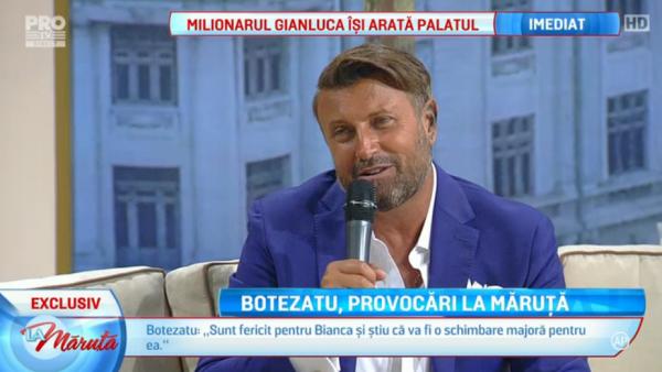 Catalin Botezatu, prima declaratie dupa ce Bianca Dragusanu a nascut