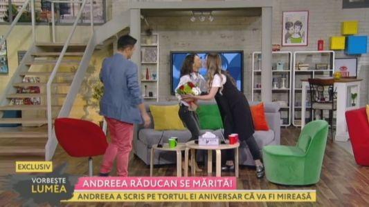 Andreea Raducan se marita
