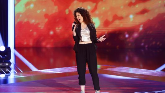 Vocea Romaniei - sezonul 6: Ana Maria Rosu - Who's Loving You