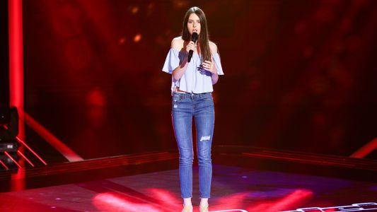 Vocea Romaniei - sezonul 6: Miruna Vizeteu - Elastic Heart