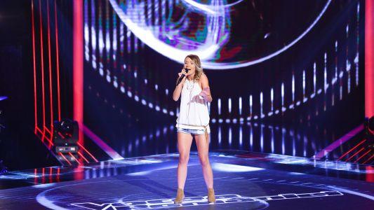Vocea Romaniei - sezonul 6: Isabella Jakab - Billionaire
