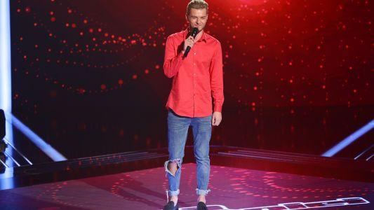 Vocea Romaniei - sezonul 6: Ion Barbu - Say Something
