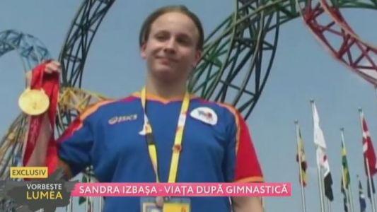 Sandra Izbasa - viata dupa gimnastica