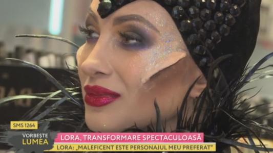 Transformare totala pentru Lora