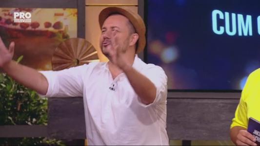 """Catalin Maruta interpreteaza piesa """"Frumoasa mea"""""""