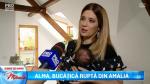 Alma, bucatica rupta din Amalia