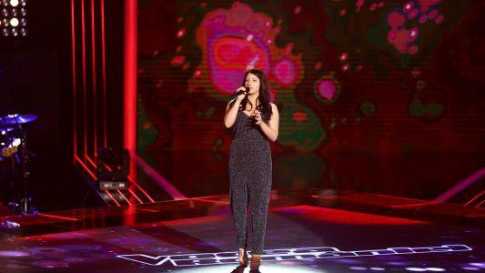 Vocea Romaniei - sezonul 6: Ioana-Diana Hrisca - Am I The One?