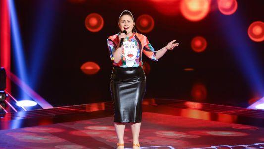Vocea Romaniei - sezonul 6: Ana Balmus - Crazy