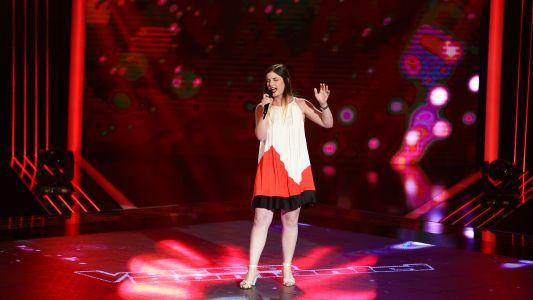 Vocea Romaniei - sezonul 6: Maria Adam - If I Ain't Got You