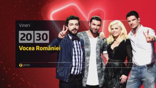 Incep Confruntarile la Vocea Romaniei. Vineri, de la 20:30, numai la Pro TV