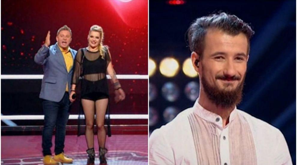 Dupa doua duete de senzatie, Miruna Ionescu si Vlad Constantin puteau sa paraseasca Vocea Romaniei. Cine i-a salvat