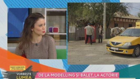 De la modelling si balet, la actorie