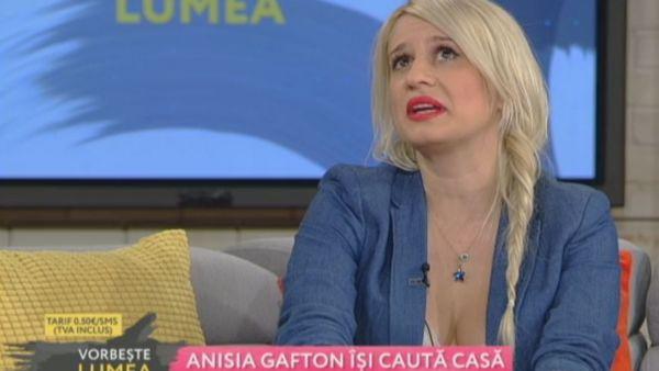 Anisia Gafton isi cauta casa