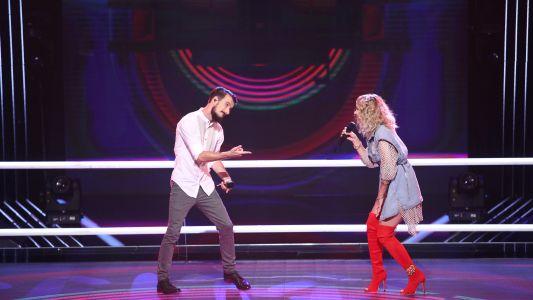 Vocea Romaniei - sezonul 6: Rucsandra Iliescu  Vlad Constantin – Can't Stop The Feeling
