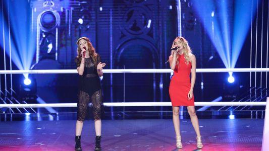 Vocea Romaniei - sezonul 6: Ioana Ignat & Corina Cuniuc – Take Me To Church