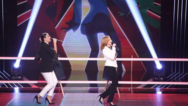 Vocea Romaniei - sezonul 6: Ioana Hrisca  Rodica Olisevschi – Single Ladies