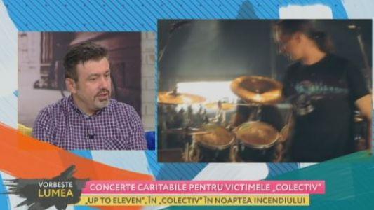 """Concerte caritabile pentru victimele """"Colectiv"""""""