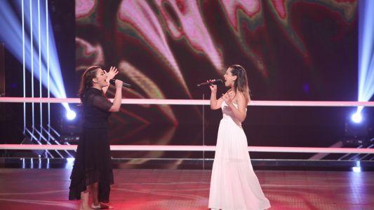 Vocea Romaniei - sezonul 6: Ana Balmus & Andreea Ioncea - Alive