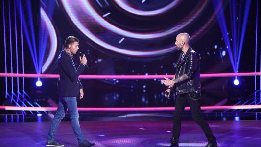 Vocea Romaniei - sezonul 6: Viorel Grecu & Cezar Panaitescu - 7 years