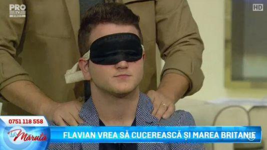 Flavian vrea sa cucereasca si Marea Britanie
