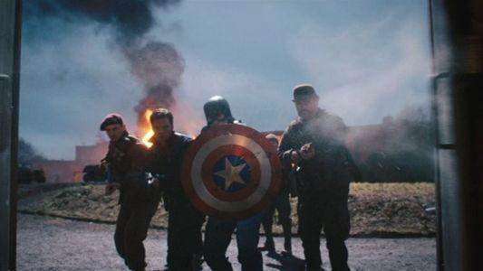 Capitanul America, sambata, 5 noiembrie, 20:30