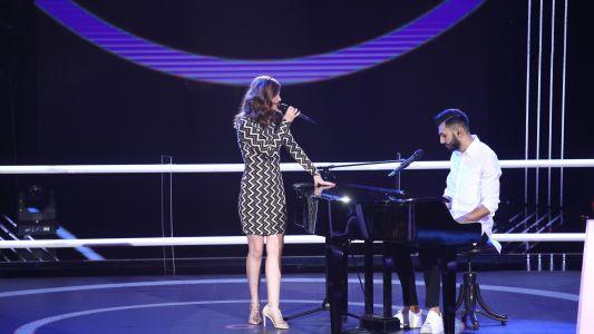 Vocea Romaniei - sezonul 6: Victoria Pesterean  & Alexandru Baroc - Let's Marvin Gaye and Get It On