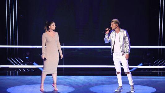 Vocea Romaniei - sezonul 6: Maria Adam & Ion Barbu - My Immortal
