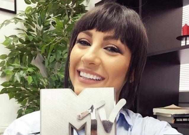 """Andra a fost premiata la MTV Europe Music Awards 2016: """"Va sunt recunoscatoare"""". Lista catigatorilor"""