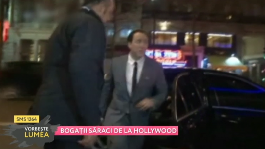 Bogatii saraci de la Hollywood