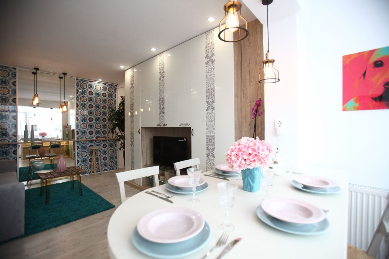 Protv echipa visuri la cheie a transformat un apartament for Amenagement cuisine 3m2