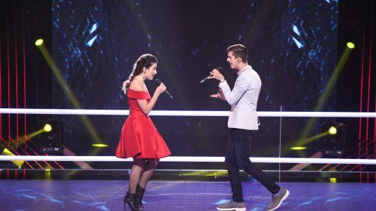 Vocea Romaniei - sezonul 6: Ana Maria Rosu & Florin Popa - Smells Like Teen Spirit