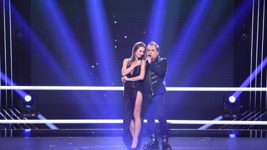 Vocea Romaniei - sezonul 6: Evelina Varlan  Adrian Corlaciu - Maybe I'm Amazed